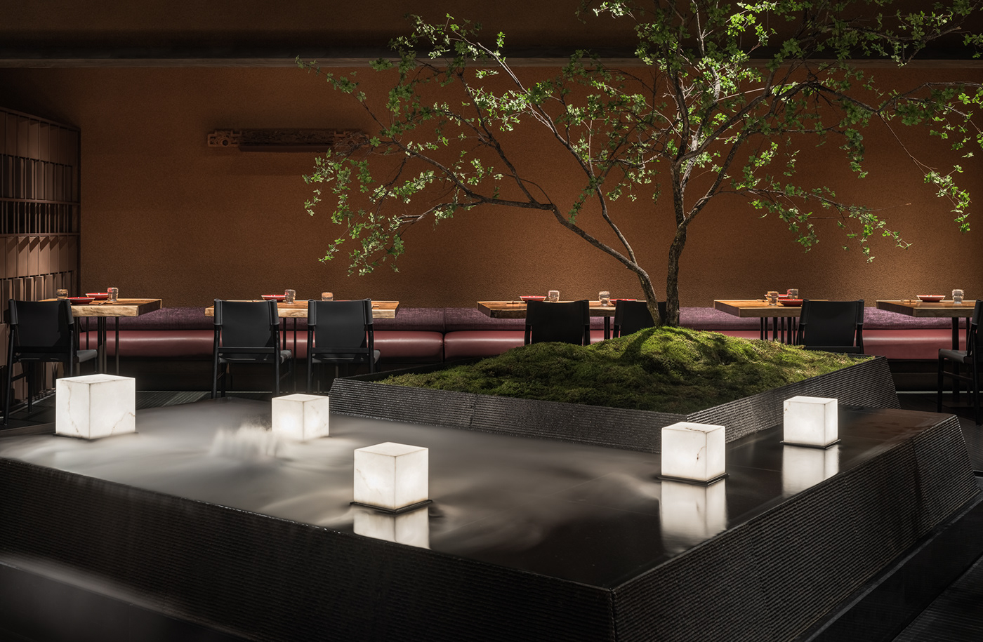 interior design  Photography  restaurant JINGLE Design Shenyang studio TEN Tan xiao