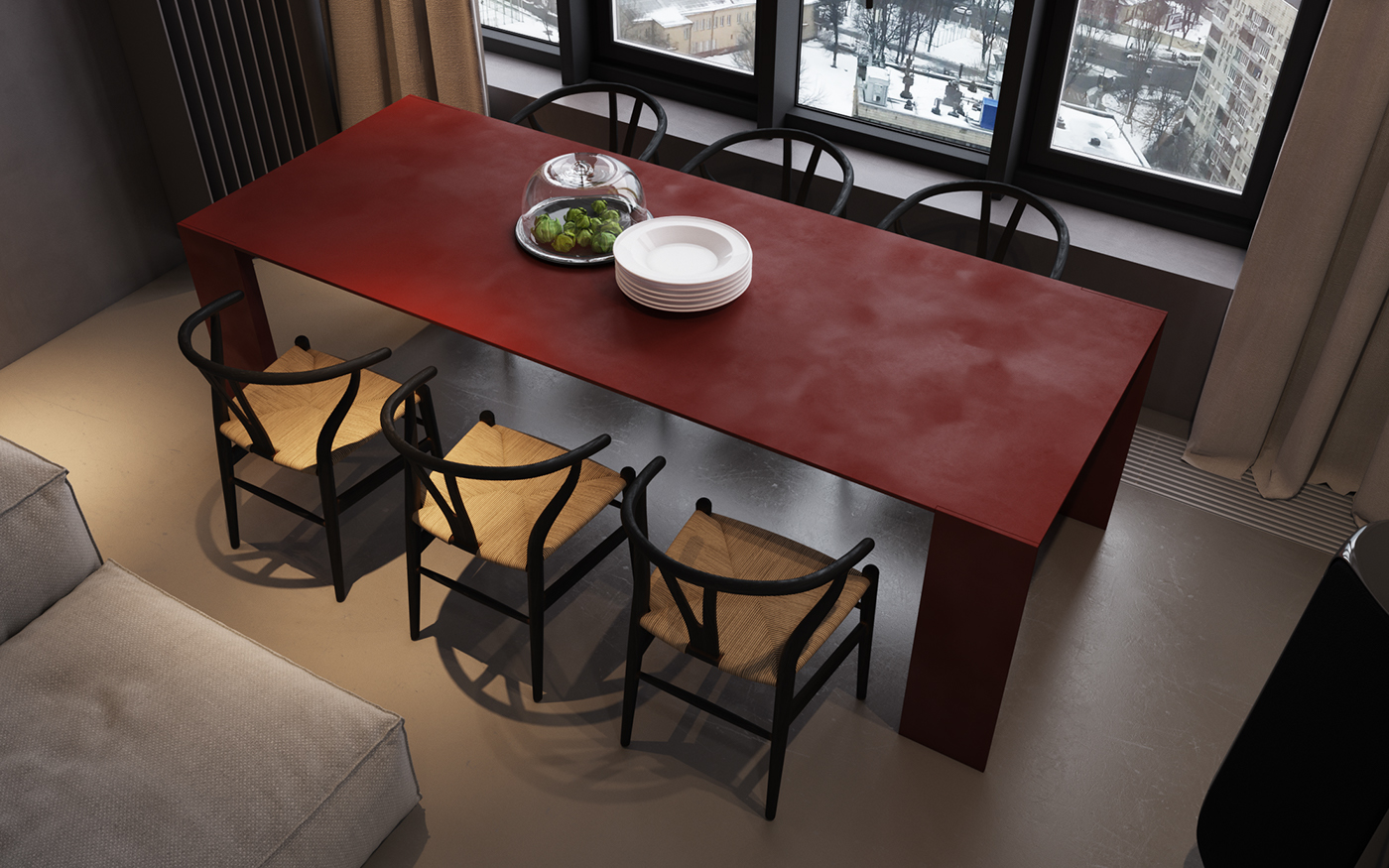 【国外作品】现代公寓 | Z.Design architecture