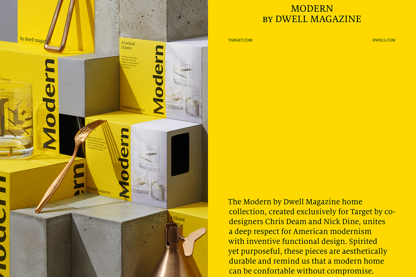 Modern by Dwell Magazine on Behance