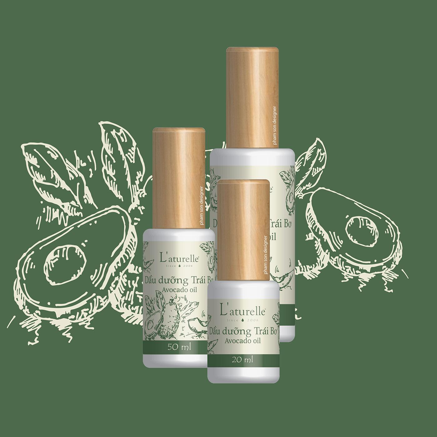 avocado oil Cosmetic phamsondesigner