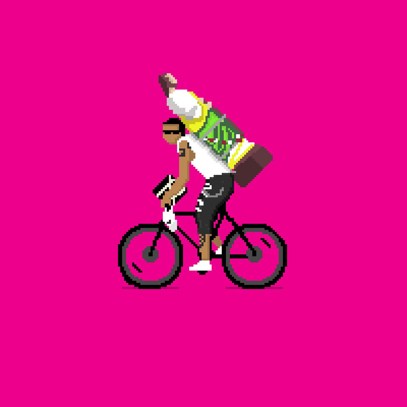 pixel pixels 8 bit illustrations memes Meme pixel draw  pixel art easy art games Handmaid's Tale