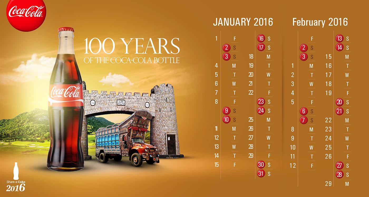 精緻的36個月曆設計欣賞