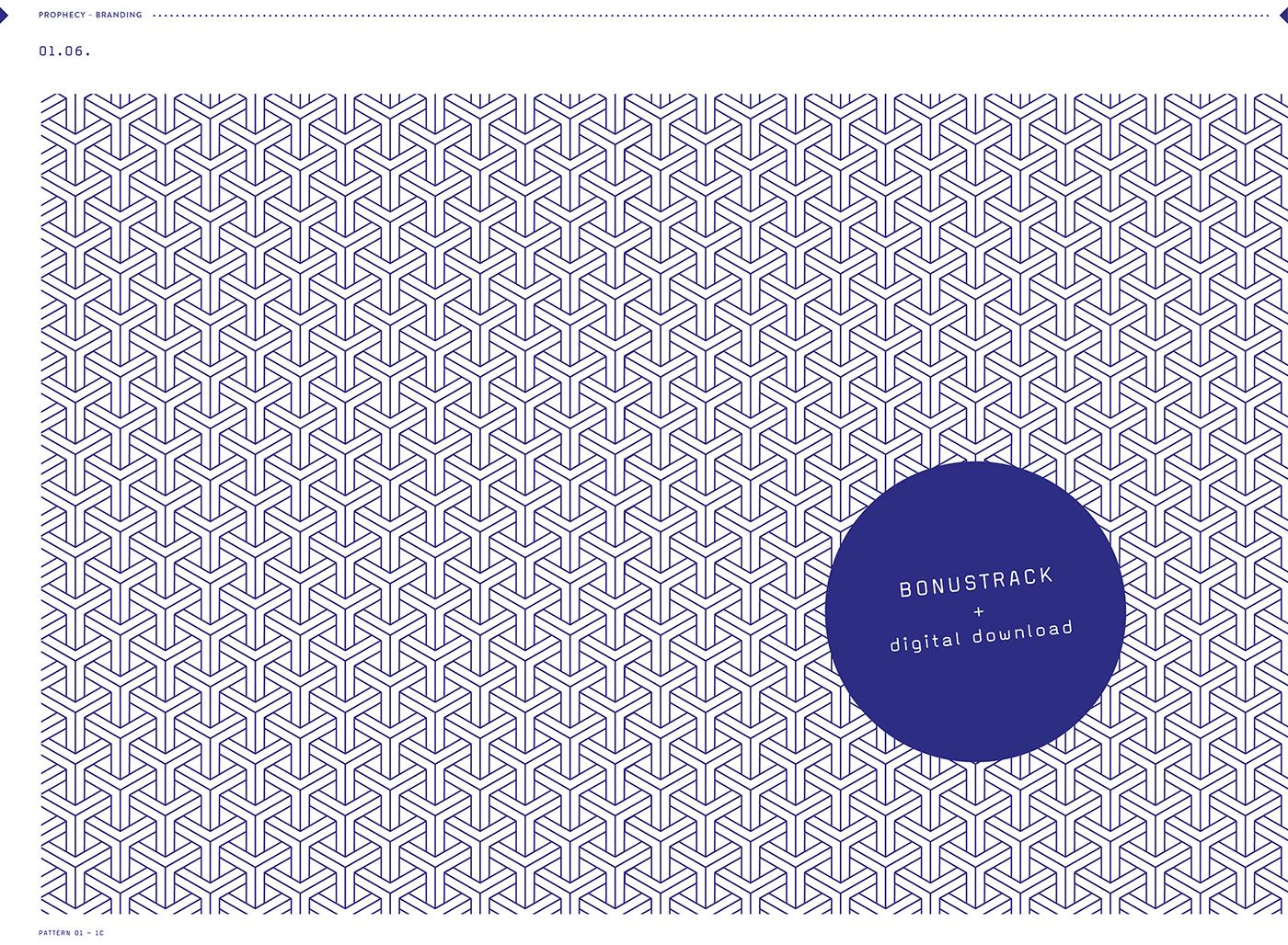 electronica music vinyl Label minimal escher White purple techno istanbul