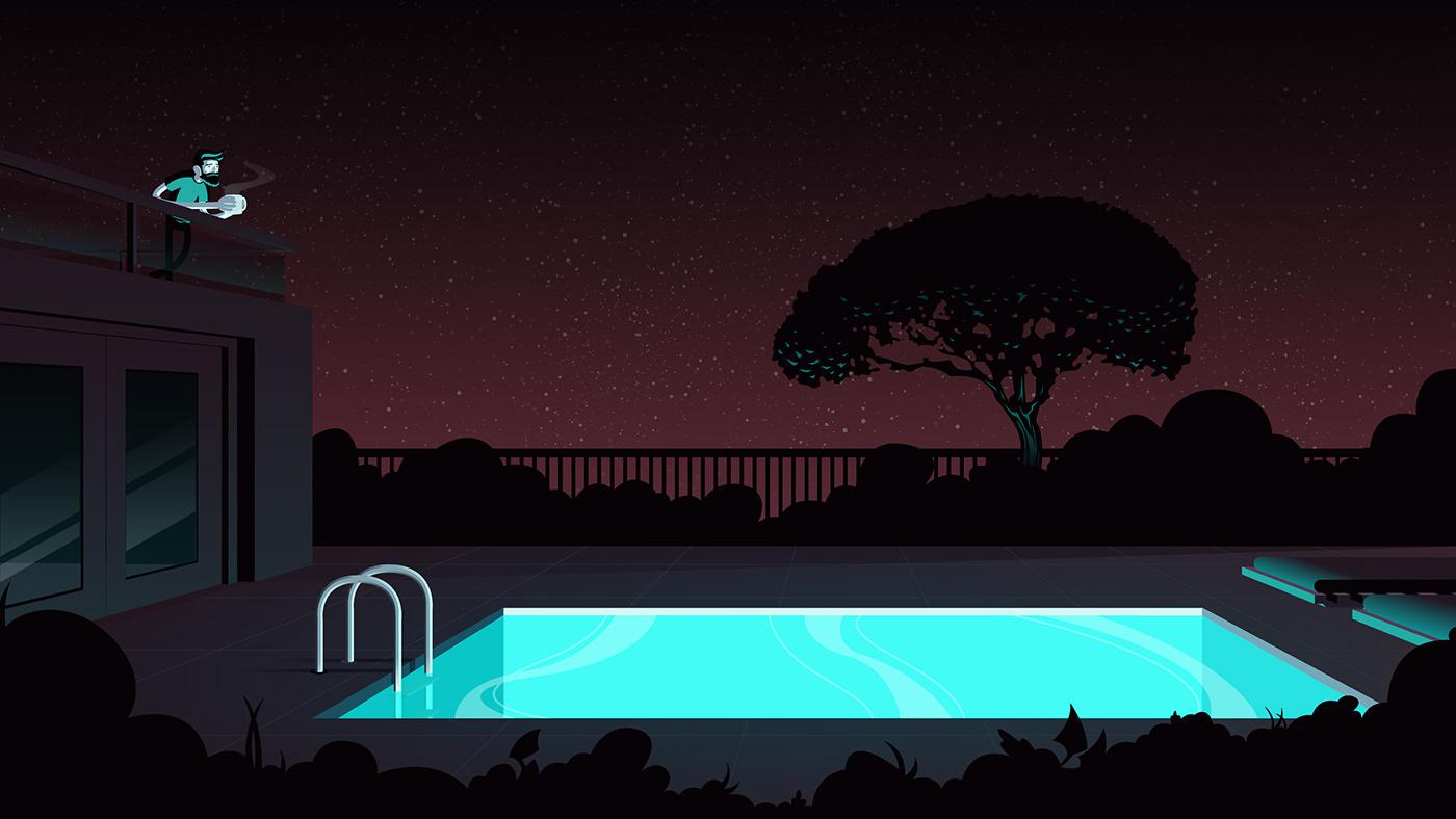 Image may contain: screenshot and tree