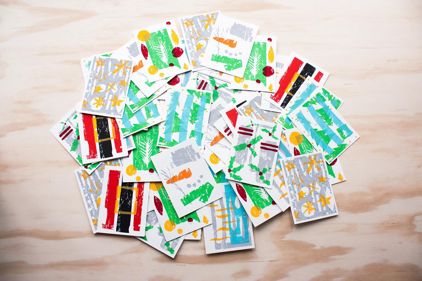 完美的27張聖誕卡片欣賞
