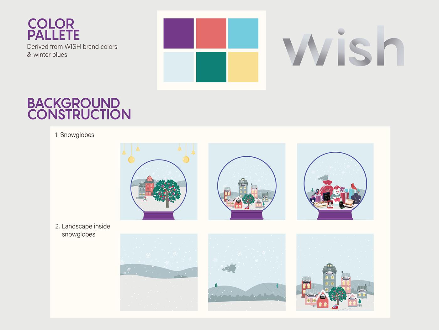 amman amman jordan campaign graphic design  jordan motion graphics  winter