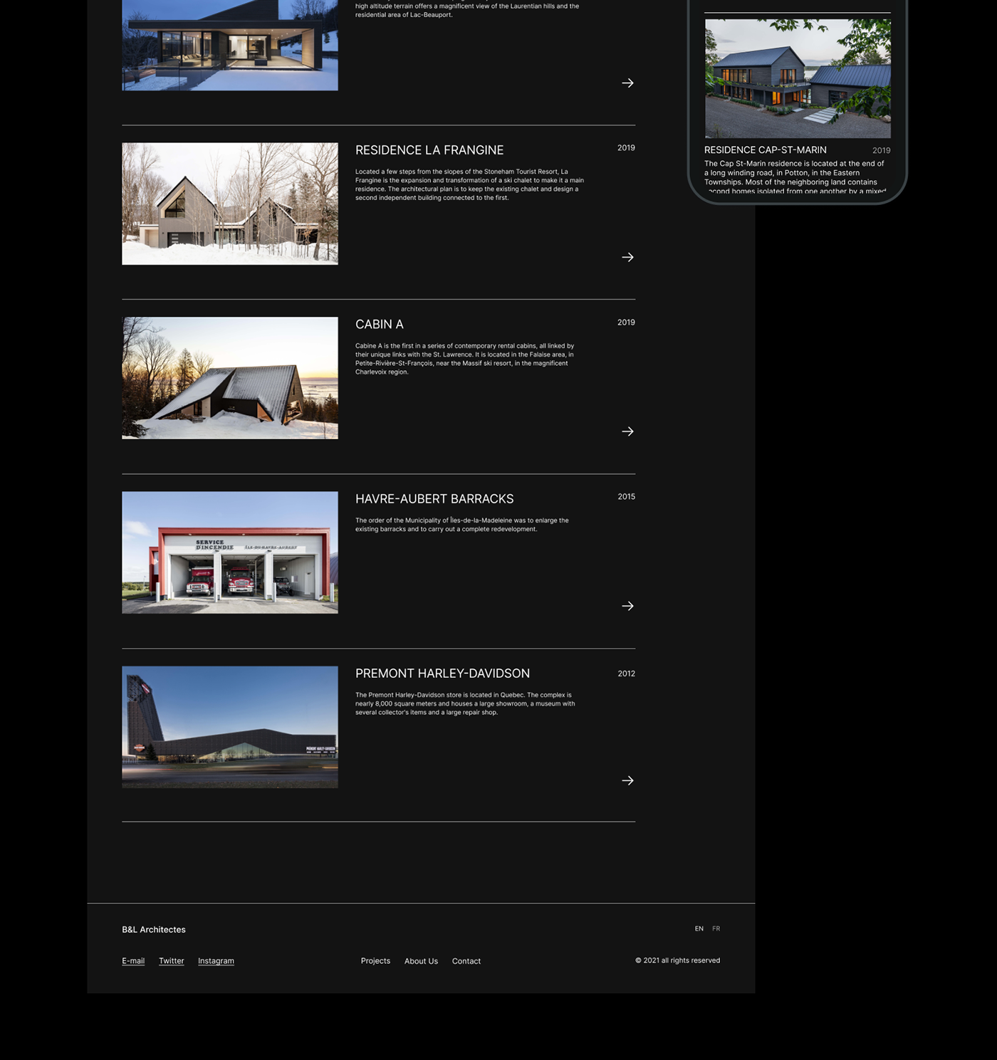 animation  architecture Interior minimal typography   Website UI ux Web Design