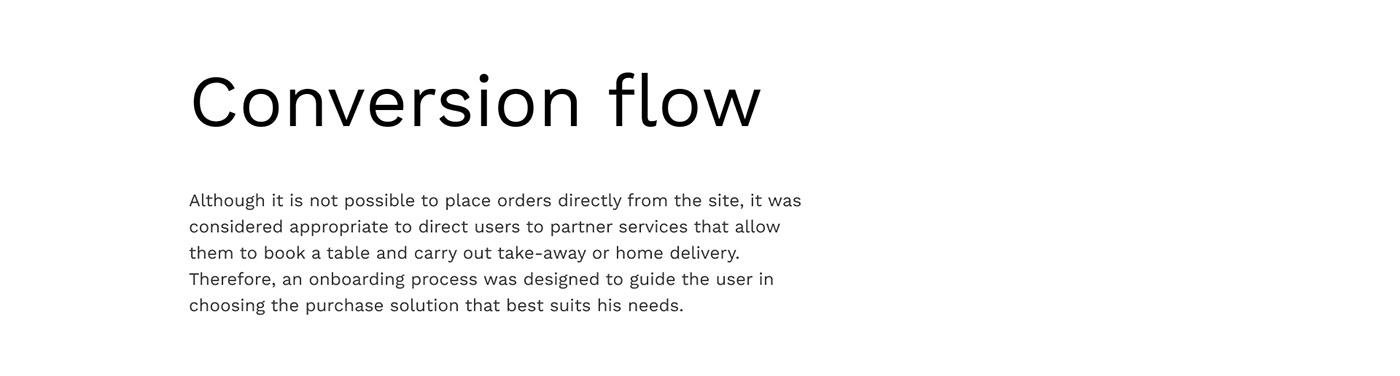 animation  interaction Interaction design  parallax pink poke restaurant UI ux Website