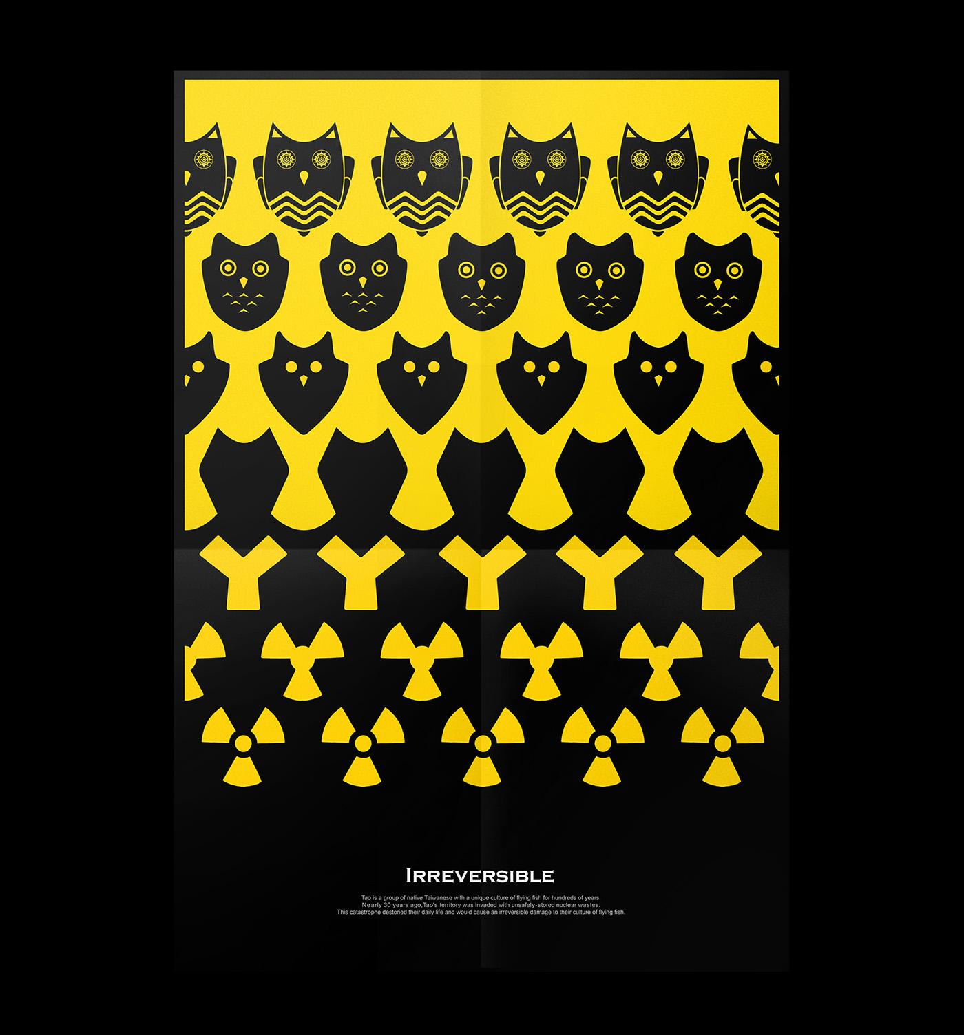 poster design on behance