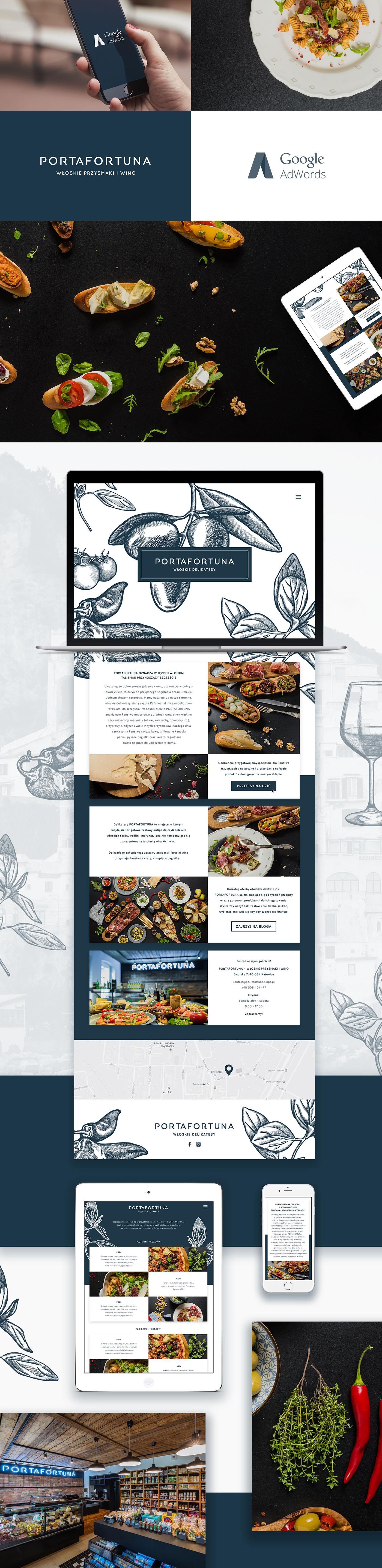 food design www branding  food photography AdWords Logo Design brand identity illustrations