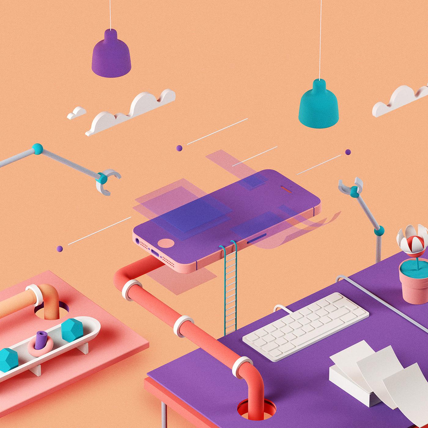 2019 Design Trends Guide on Behance