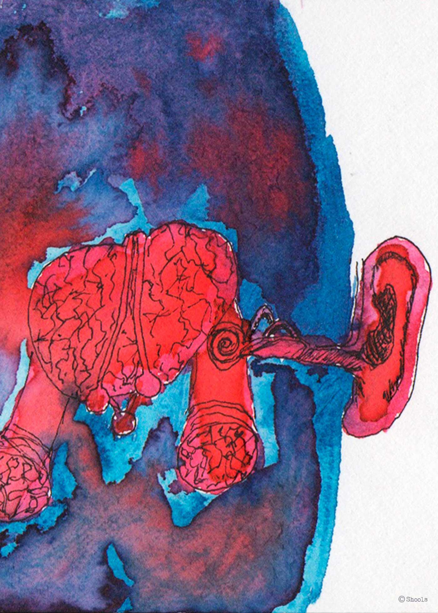 Image may contain: drawing, art and cartoon