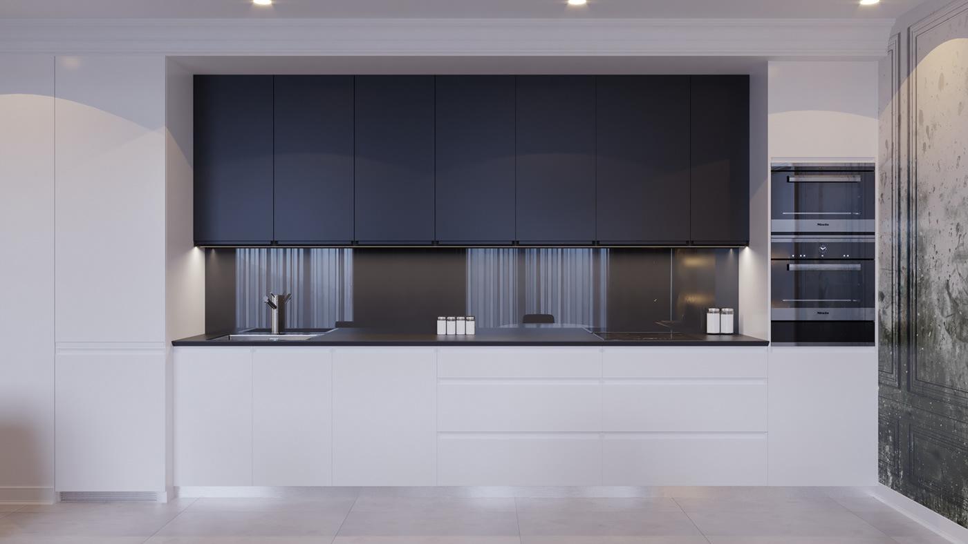 Interior bucharest design inspiration decor 3D romania