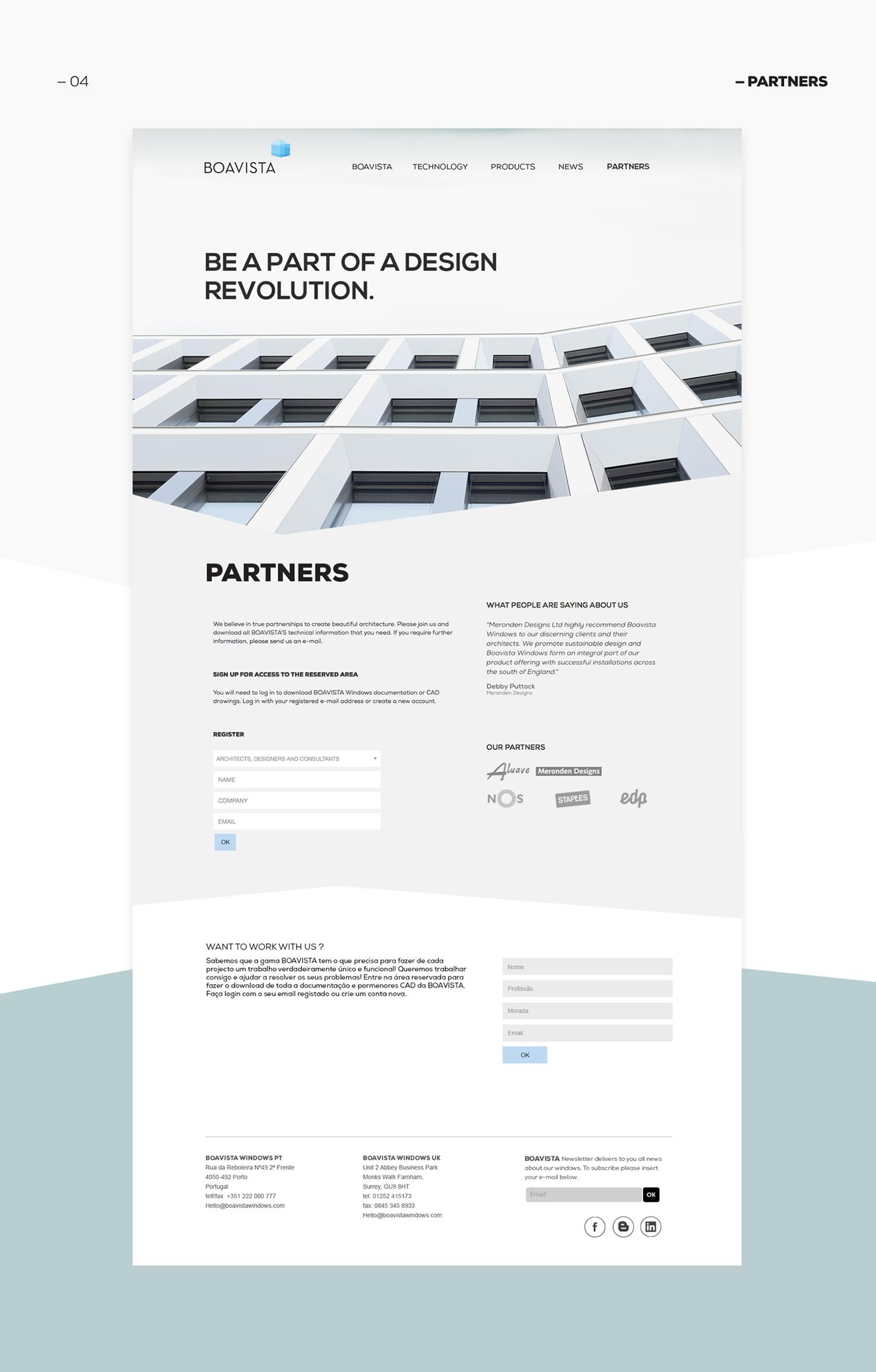 Website design ux UI Webdesign site