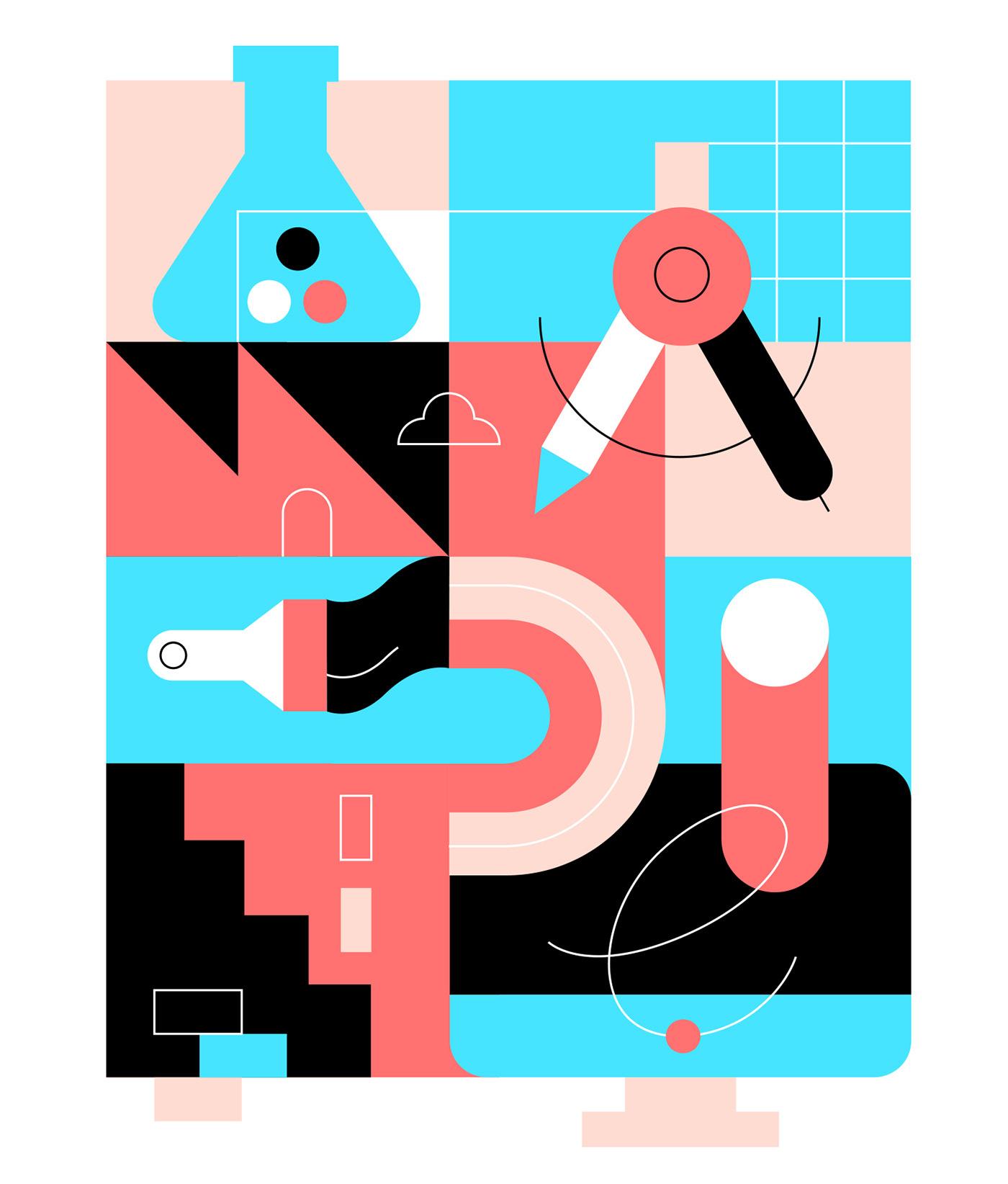 amadine app BeLight test typography