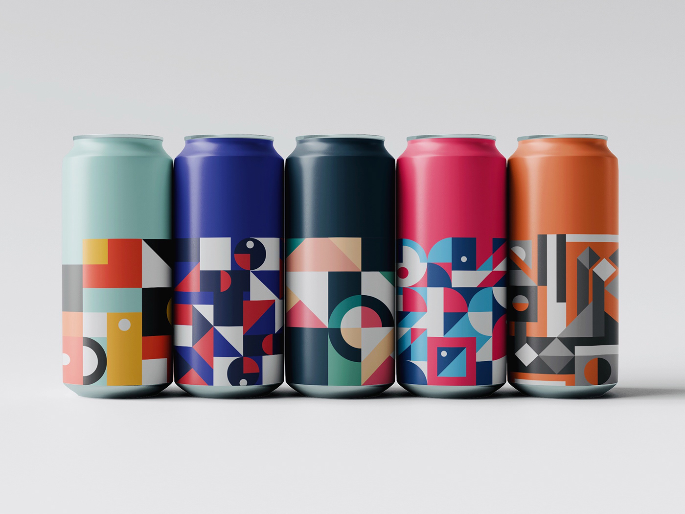 Bold Colours branding  geometric graphic design  Packaging pattern Patterns product
