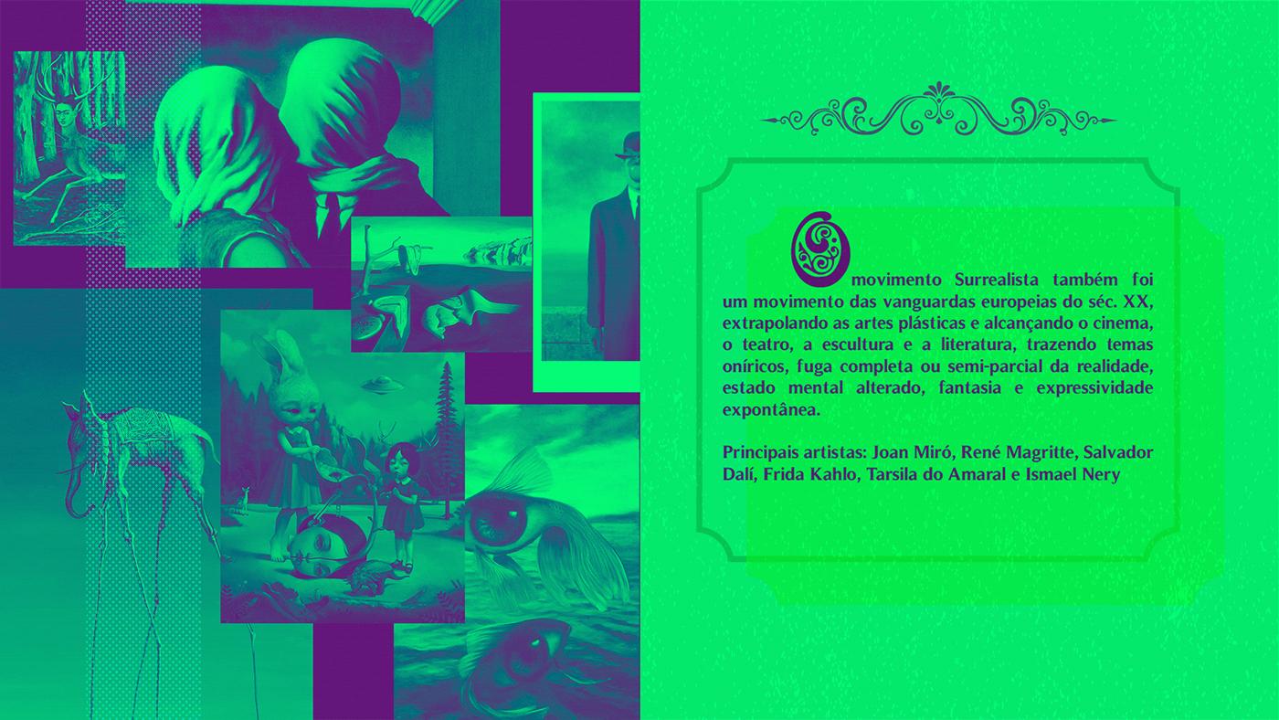 art arte Capa ebook História da Arte Livro Zine