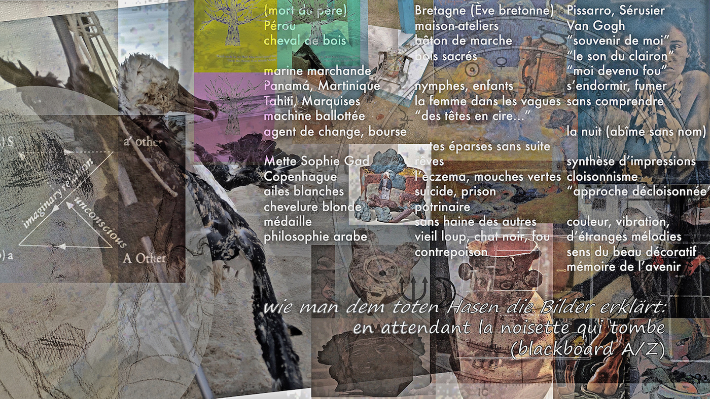 beuys cezanne vuillard gauguin pissarro Toulouse-Lautrec Wesley Duke Lee orsay Saint Sulpice MAPI