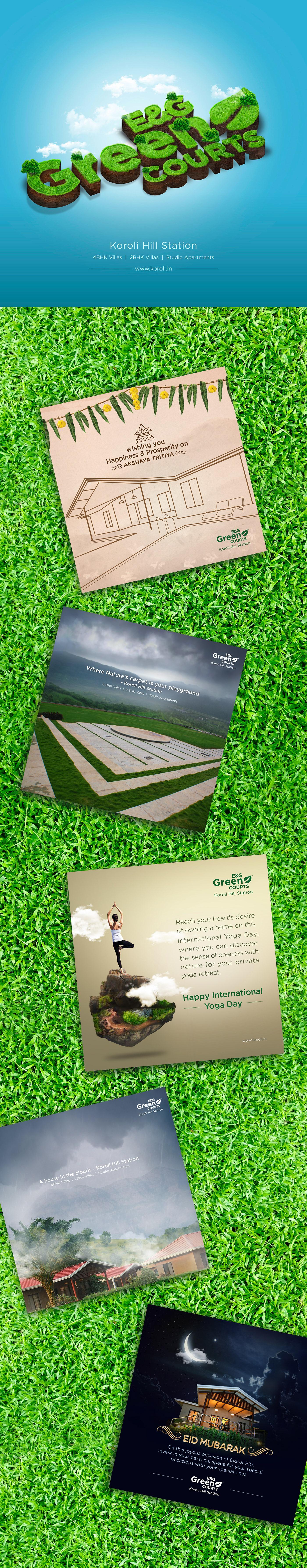 E&G Startupfarms digitalcommunication Hillstation Nature Startup Farms