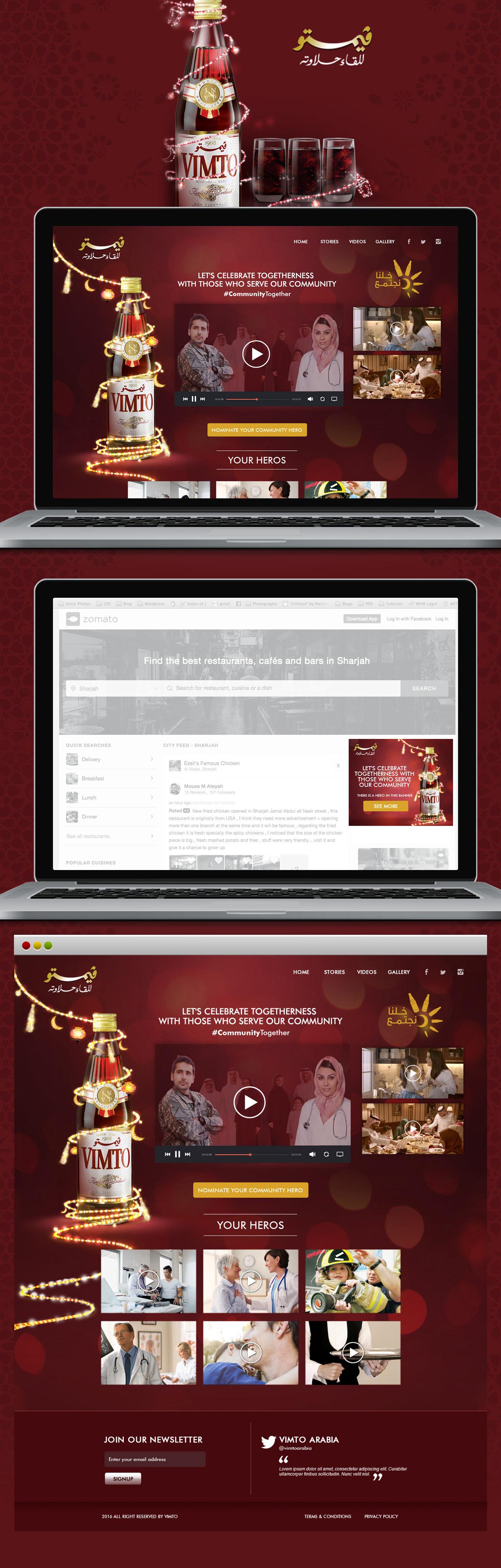 vimto togetherness_campaign vimto_campaign vimto_uae facetoface UAEDesign uaeagency digitaldesigner abdulazizportfolio a.azizdesigner