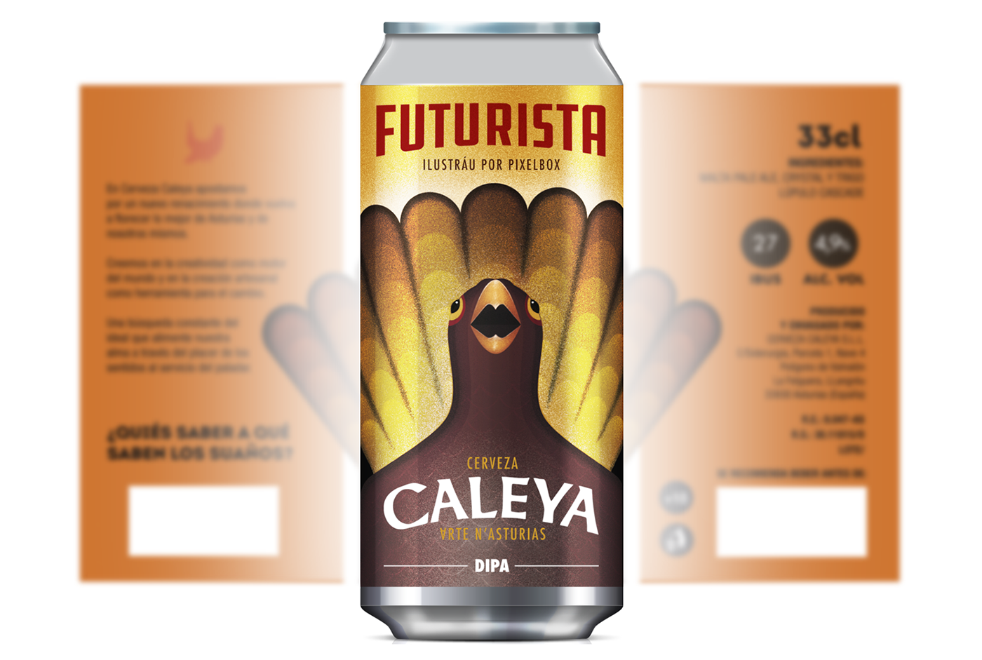 beer craft beer alimentación Label beer can cerveza Cerveza Artesanal etiqueta