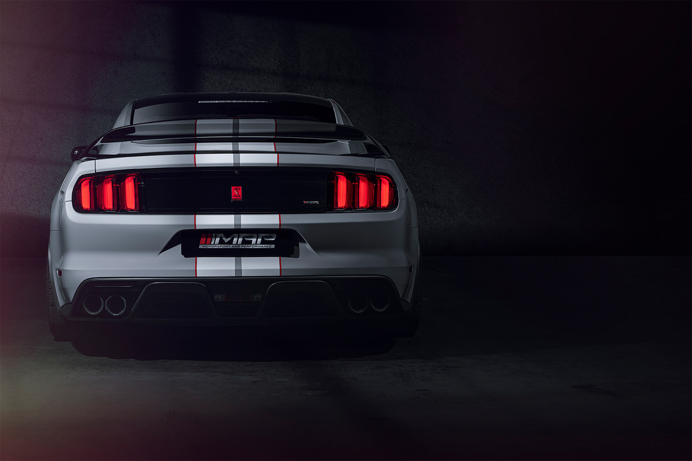 automotive   Cars Ford Mustang Photography  retouching  shelby studio