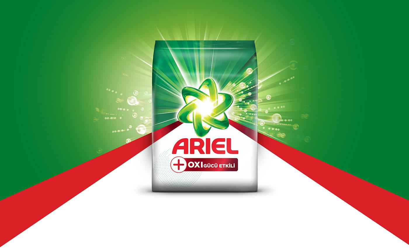 Advertising  ARIEL ariel commercial ariel oxi detergant commercial detergant tvc hasan calp p&G