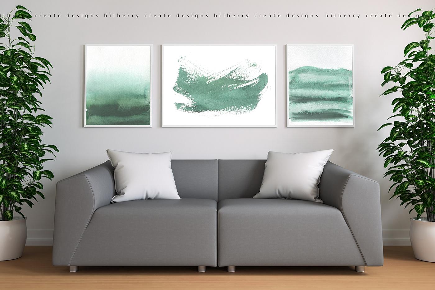 brush splashes texture watercolor