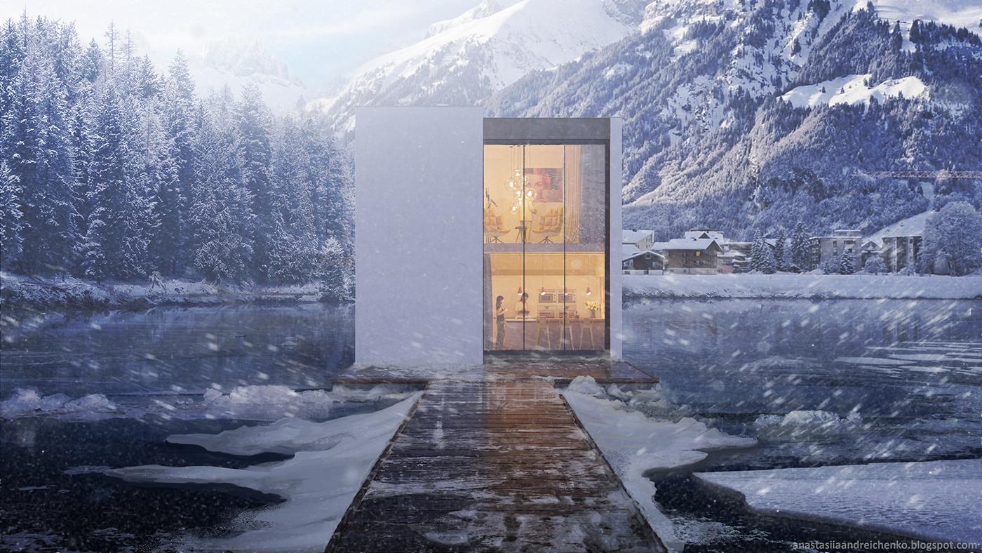 高質感的40款建築風格欣賞