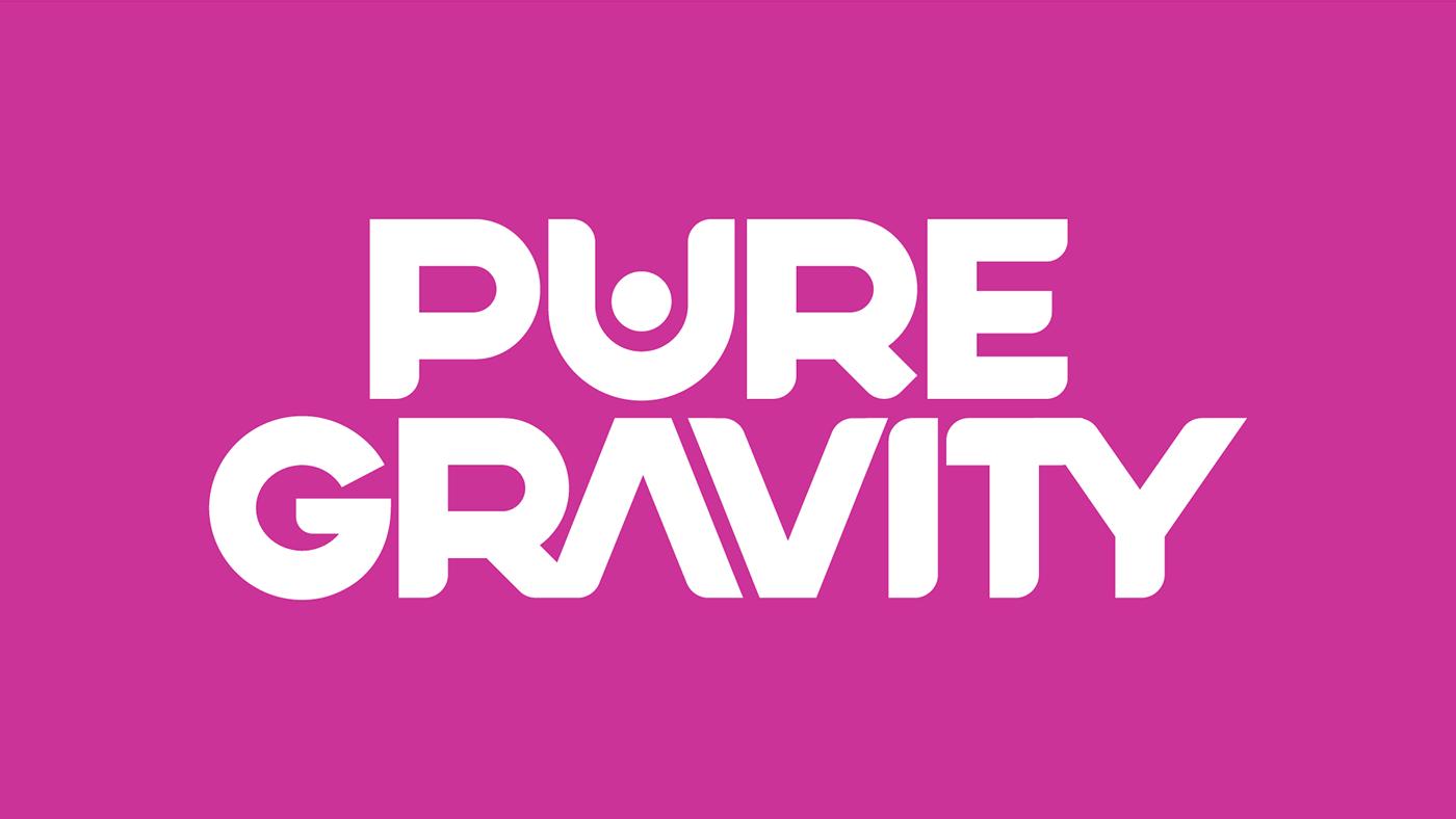 brand identity logo fitness female Calisthenics fitness instructor athlete gym custom font styleguide