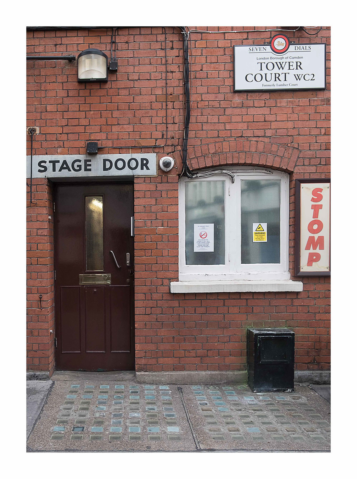 Stage doors. I love theatre and when you walk through the front door you are transported like magic into another world created by those who entered by the ...  sc 1 st  Behance & Stage Doors on Behance