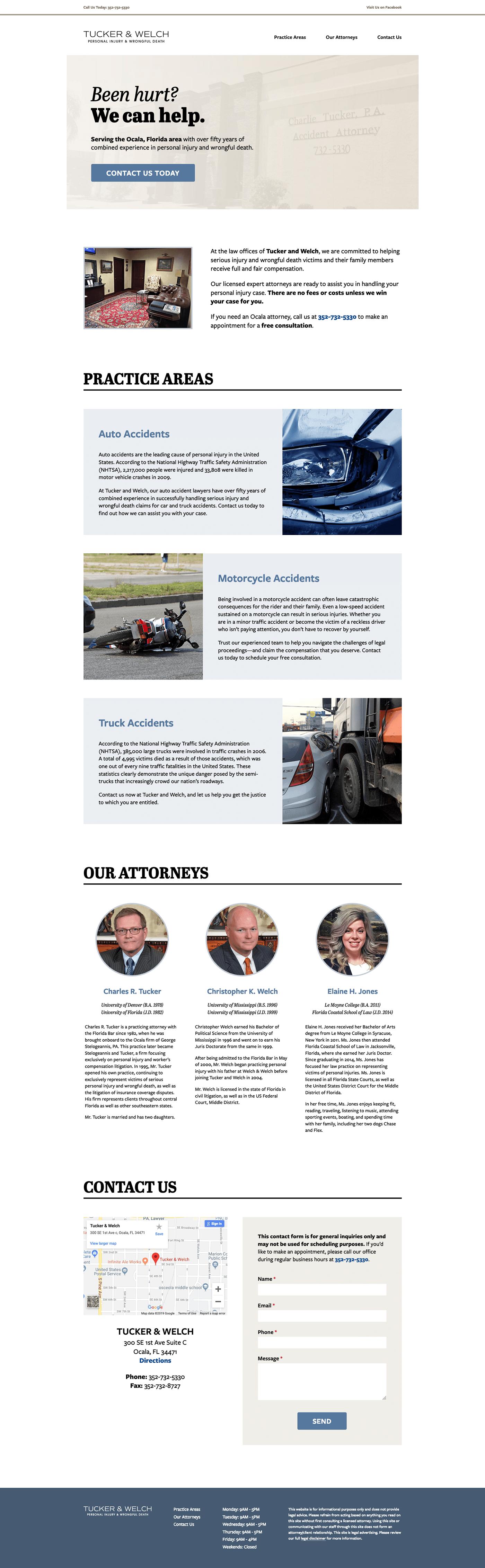 Web Design  web development  wordpress Law Office law firm attorney lawyer legal