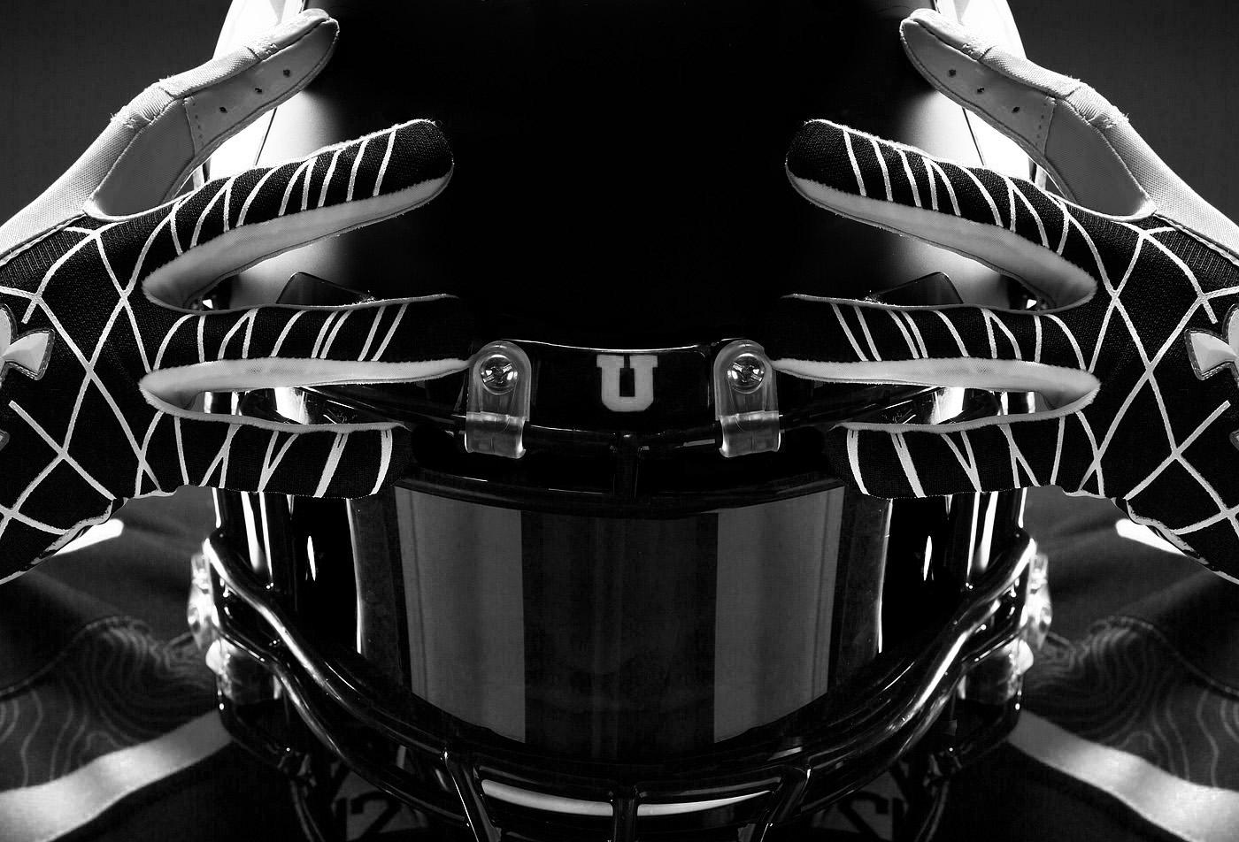 Under Armour football utah school pac12 sport action Nike athlete Hall of Fame muscles university of utah american college football nfl