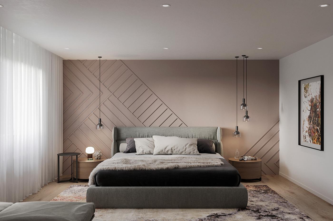 完美的44款臥室設計欣賞