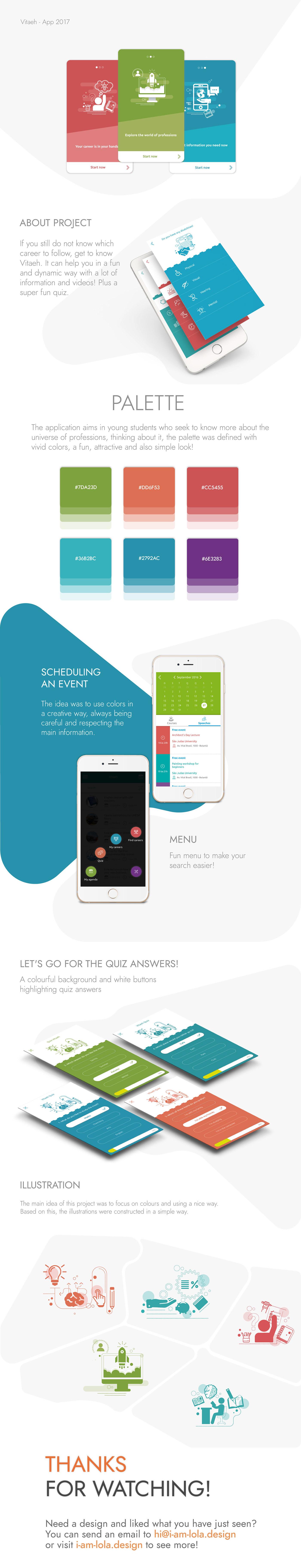 app adobeillustrator career Quiz ios android acessibility