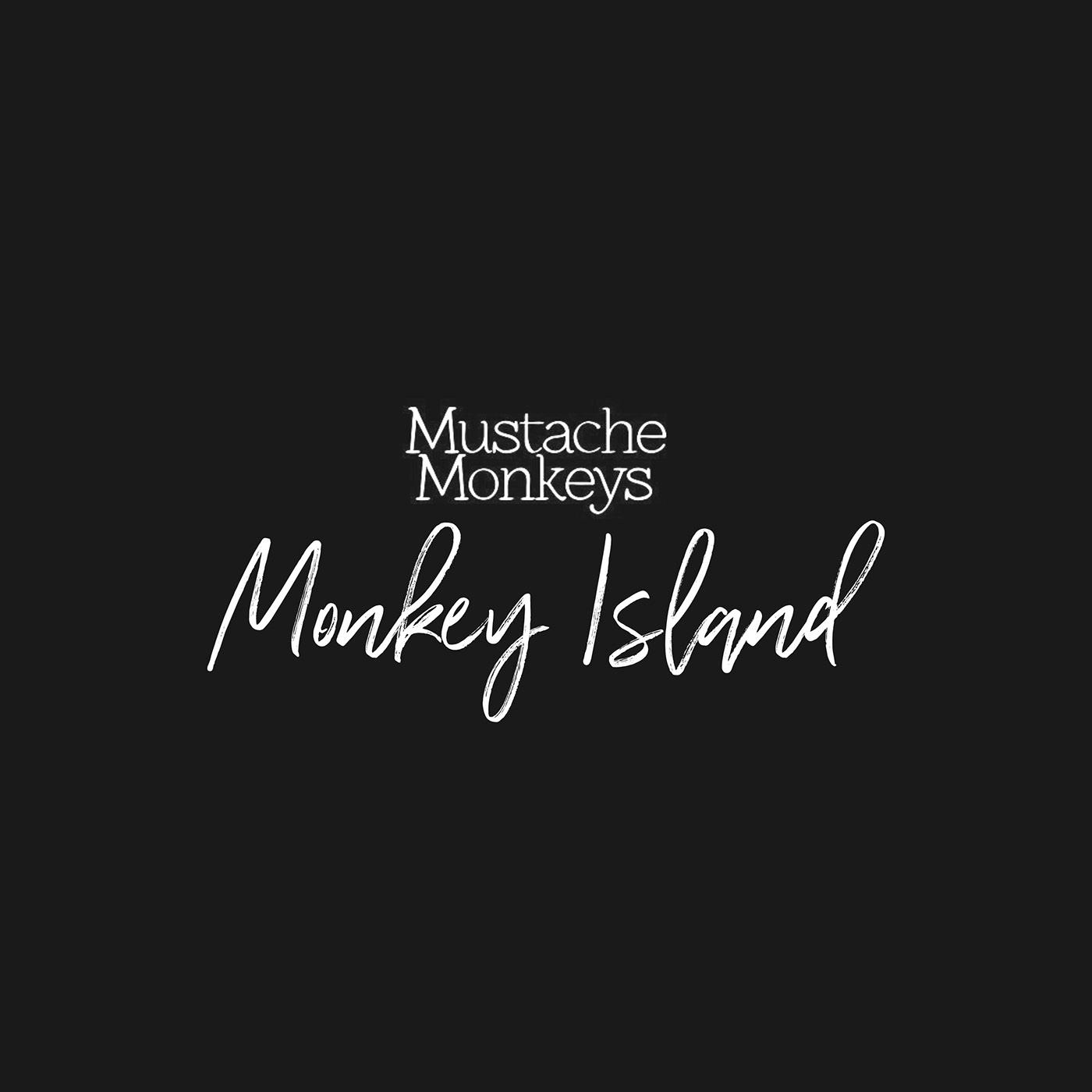 Mustache Monkeys // Logo
