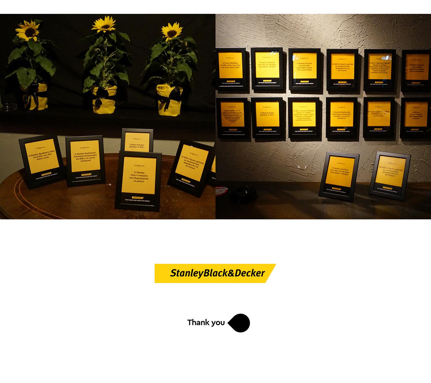 Event exhibishion decoration Interior creative