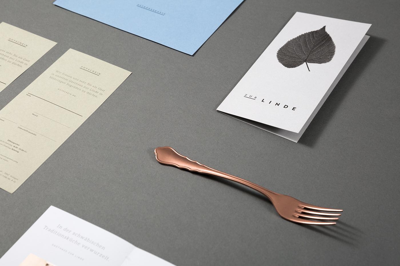 restaurant typografie speisen Food