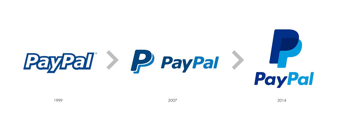 Adobe Portfolio paypal brand refresh fuseproject brandidentity logodesign