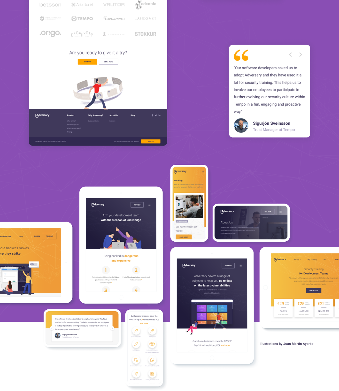 cybersecurity Education gamification ILLUSTRATION  learning Responsive Design ux/ui Website