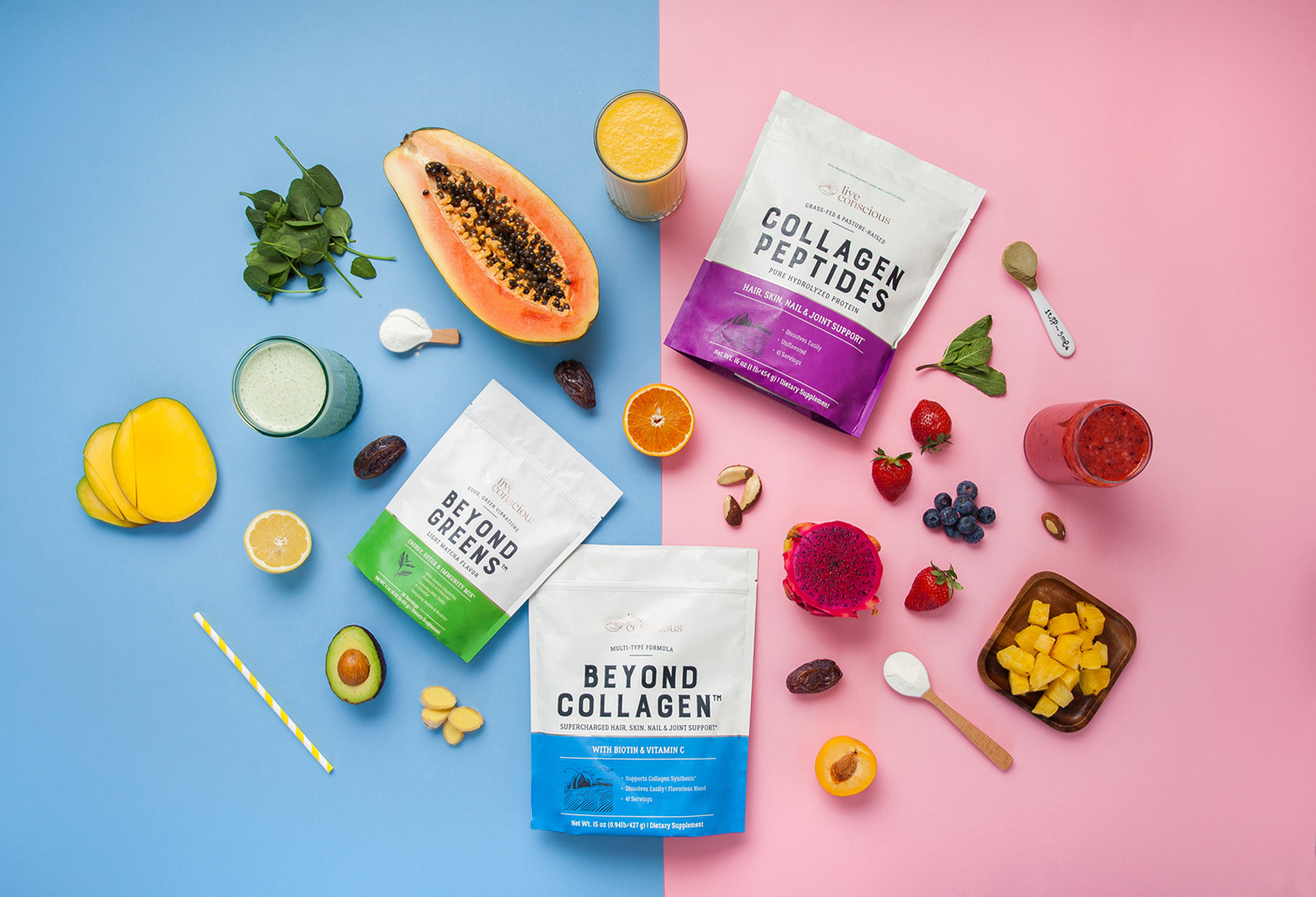 Amazon content Ecommerce food supplement Photography  protein SMM video