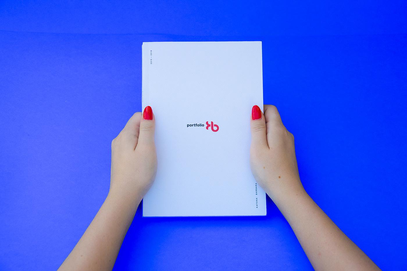有創意感的23套作品集排版設計欣賞