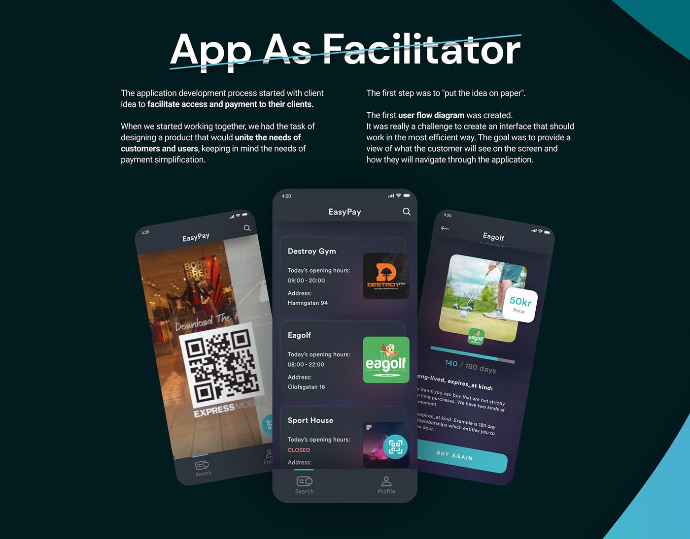 animation  app Fintech interaction mobile payment Startup stripe ui design UX design
