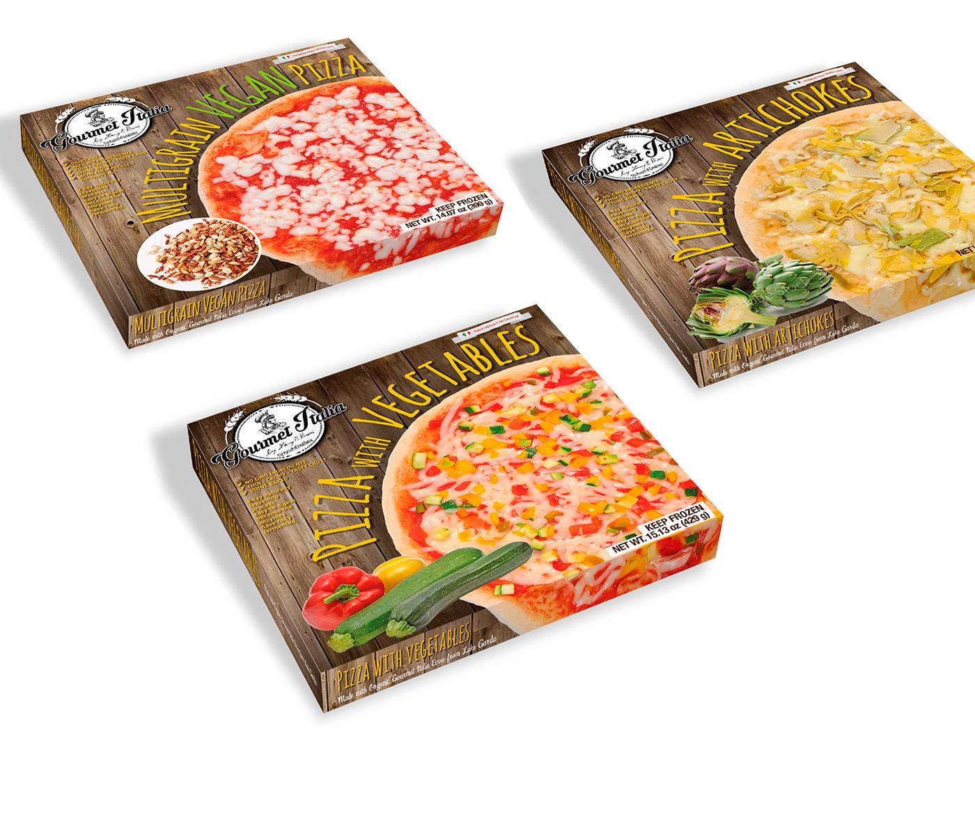 Pack Packaging Food  vegan