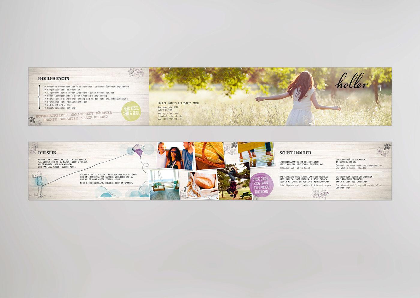 flyer Promotion folder
