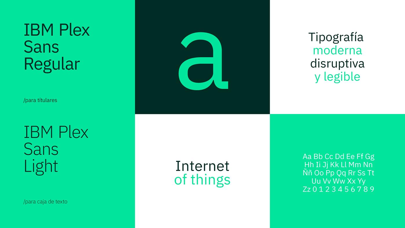 brand identity branding  consultant digital Hub logo Technology