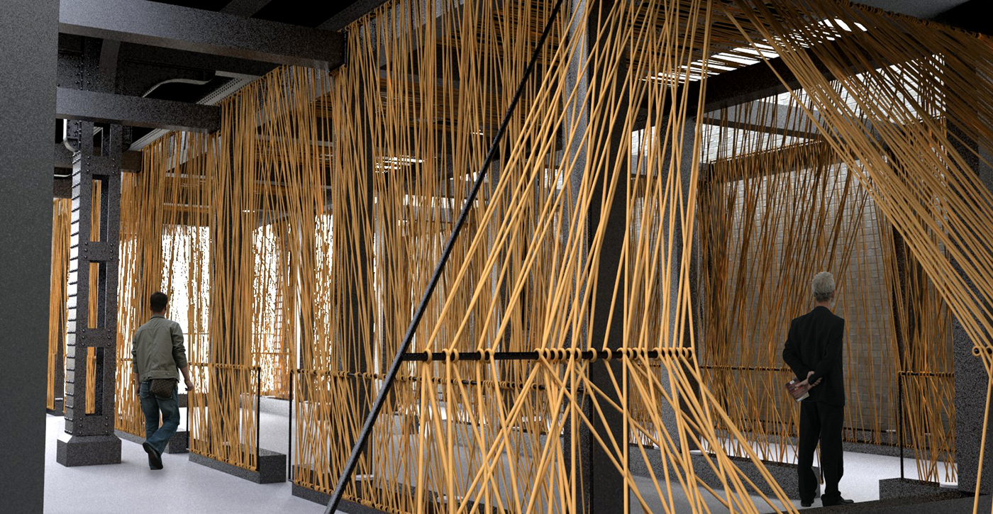 Under The High Line 169 Salam Amp Giacalone Architects On Behance