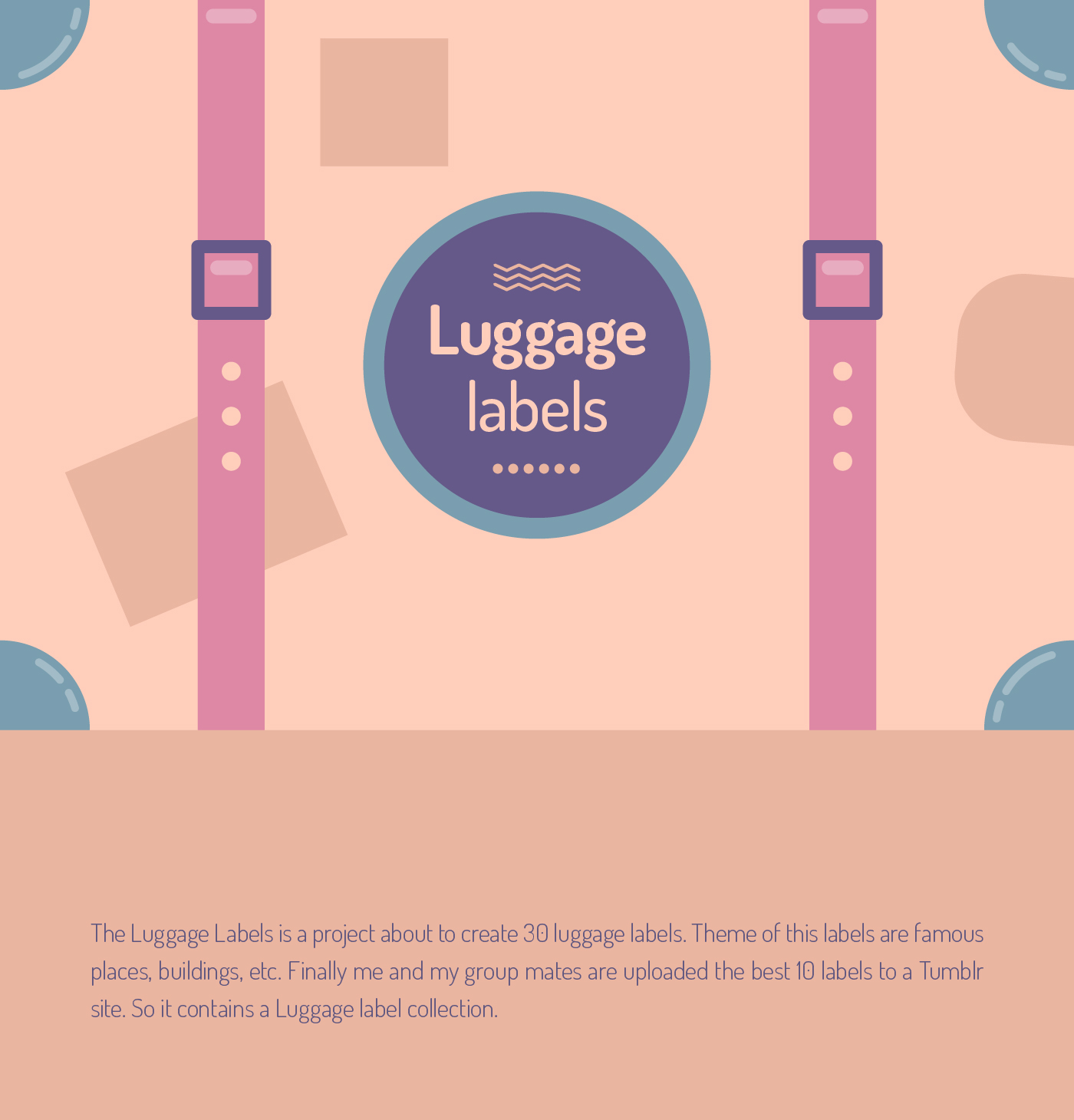 luggage famous places Luggage Label Label sticker