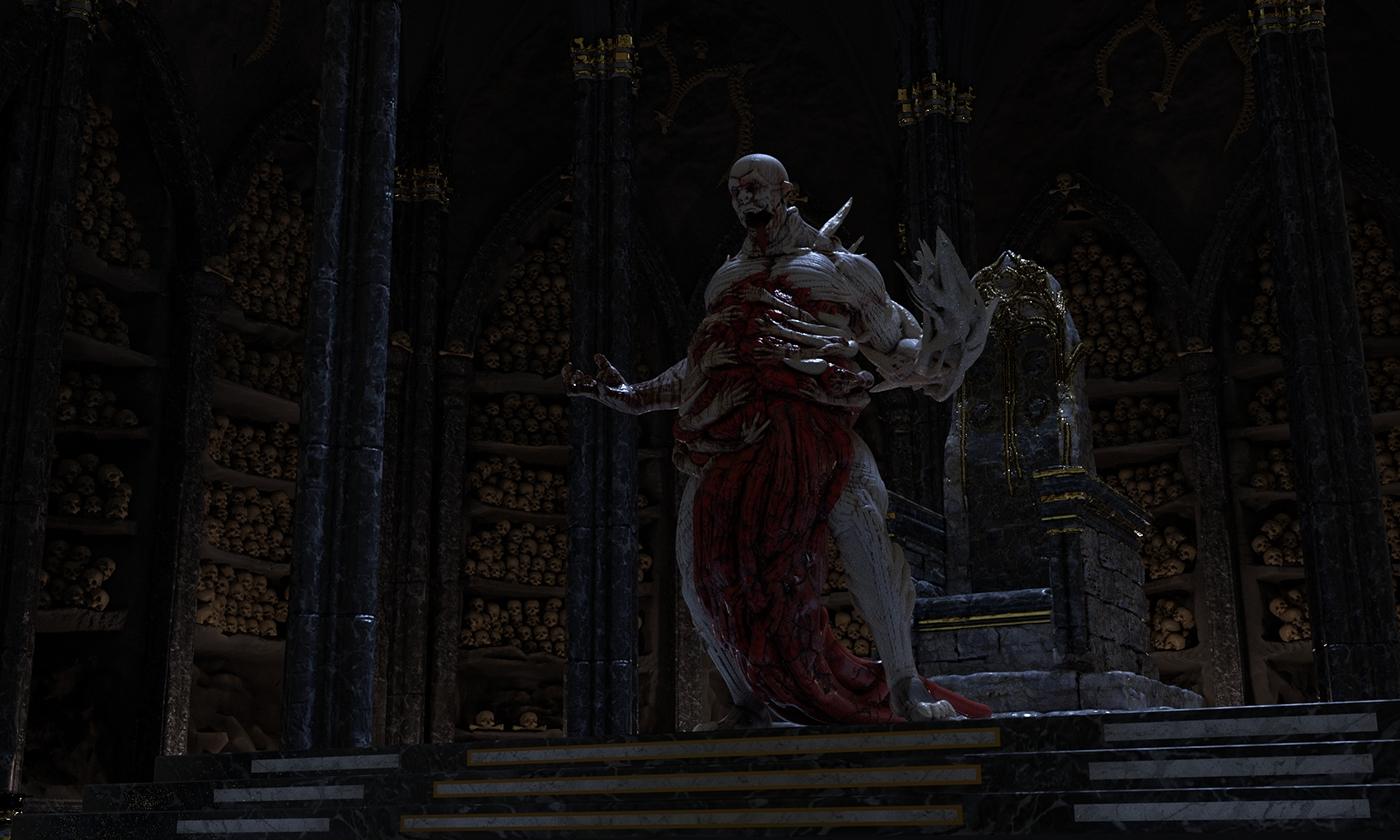 Melchiah Soul Reaver Redesigned On Behance