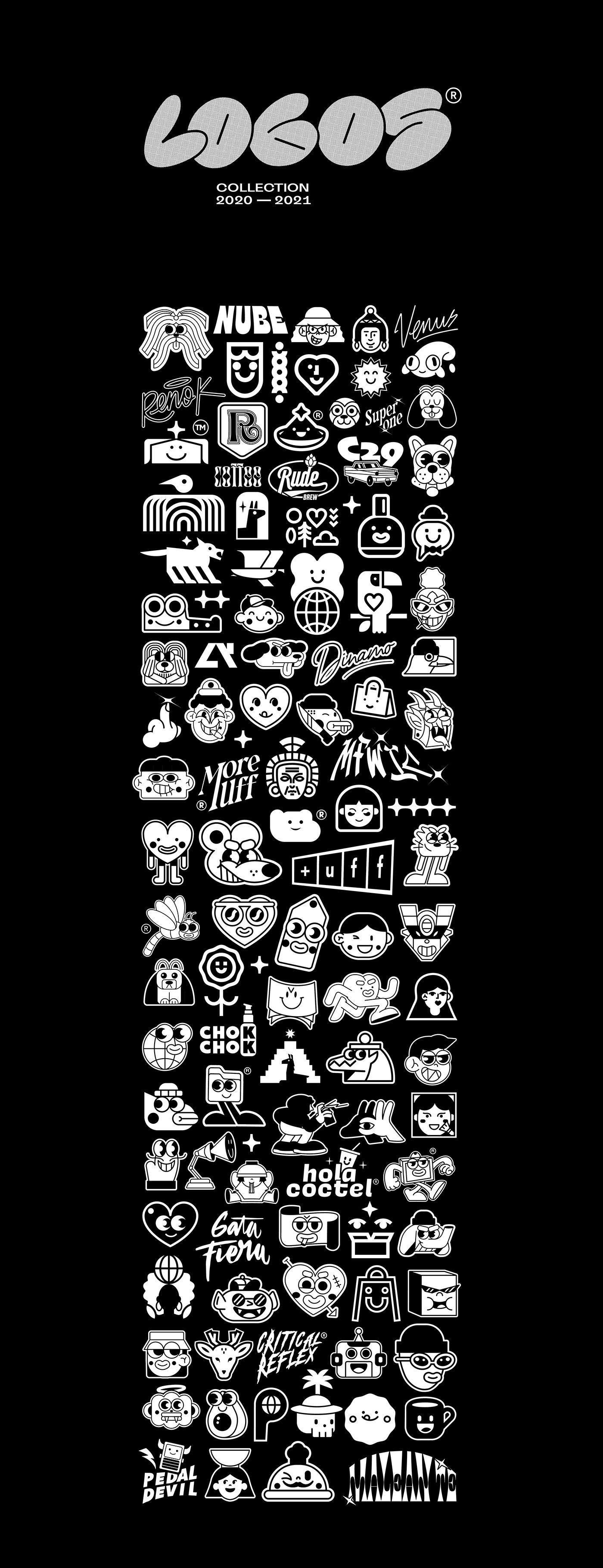 brand branding  Character design ILLUSTRATION  isotype logo logofolio Logotipo lototype